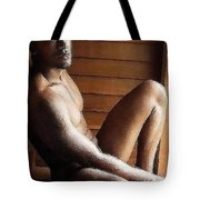Expectations Tote Bag by Bob Bienpensant