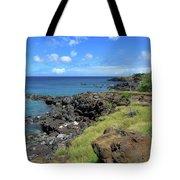 Clear Blue Ocean Tote Bag