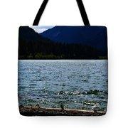 Clear Lake Washington Tote Bag