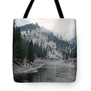 Clearwater River Tote Bag