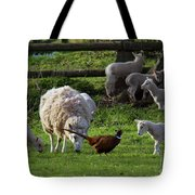 Close Encounter Of The Third Kind Tote Bag