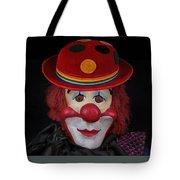 The Clown 3 Tote Bag