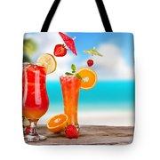 Cocktail Tote Bag