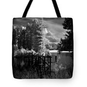 Cocolala Creek Slough Tote Bag