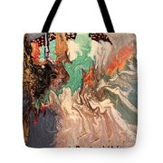Cold In Hell Tote Bag