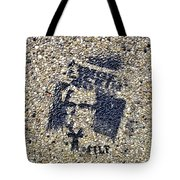 Colonel Sanders Tote Bag