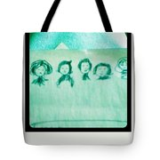 Color Prints Tote Bag