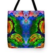 Colorful Life Tote Bag