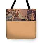 Colorful Valley Of Fire State Park Tote Bag