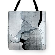 Colors Are Bleeding Once Again Tote Bag