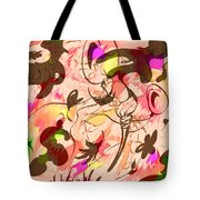 Colors In The Wind Tote Bag