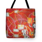 Colour Of Music I Tote Bag