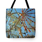 Colourful Canopy Tote Bag