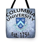 Columbia University Est. 1754 Tote Bag