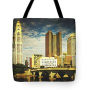 Columbus Ohio Tote Bag