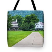 Commandants House At West Point Tote Bag