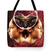 Conceptual Illustration Of Circadian Tote Bag