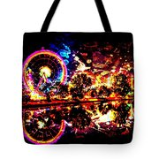 Coney Island Of The Mind Tote Bag