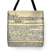 Constitution Tote Bag