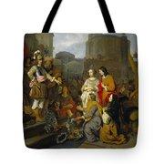 Continence Of Scipio Tote Bag