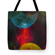 Converging Worlds Tote Bag