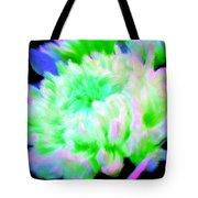 Cool Colorful Chrysanthemum Tote Bag