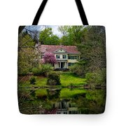 Coolfront Manor House Tote Bag