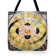 Copernican Universe, 1660 Tote Bag