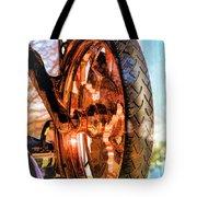 Copper Bike Liberty Ambassador Ny Tote Bag