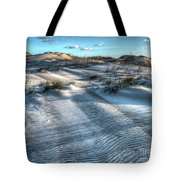 Coquina Beach, Cape Hatteras, North Carolina Tote Bag
