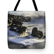 Coral Cove Park 4430 Tote Bag