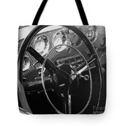 Cord Phaeton Dashboard Tote Bag