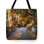 Country Cobblestone Tote Bag