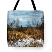 Country Winter 3 Tote Bag