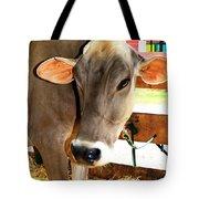 Cow 2 Tote Bag