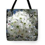 Crabapple Blossom  Tote Bag