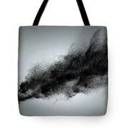 Creative Dark Cloud Tote Bag