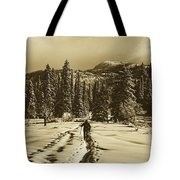 Cross Country Adventure Tote Bag