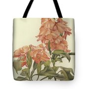 Crossandra Tote Bag