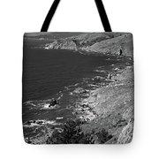 Cruisin The Coast Tote Bag
