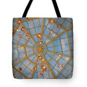 Crystal Web Tote Bag