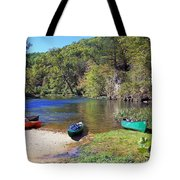 Current River 5 Tote Bag