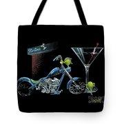 Custom Martini Tote Bag