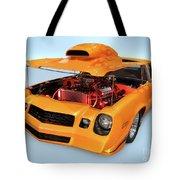 Custom Muscle Car Tote Bag