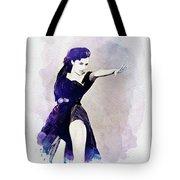 Cyd Charisse, Actress And Dancer Tote Bag