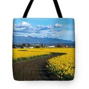 Daffodil Lane Tote Bag