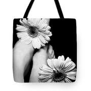 Daisy Toes Tote Bag