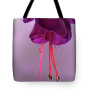 Dance Of The Fuschia Tote Bag