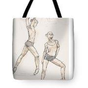 Dance Studies Tote Bag