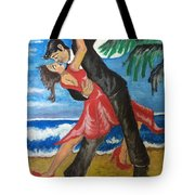 Dance With Me Make Me Sway Tote Bag